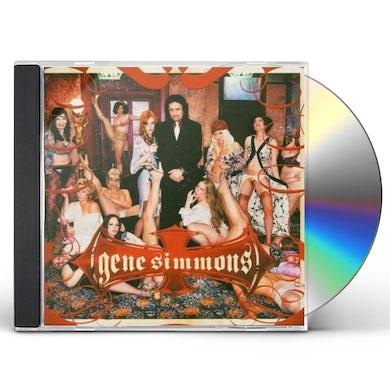 Gene Simmons ASSHOLE CD