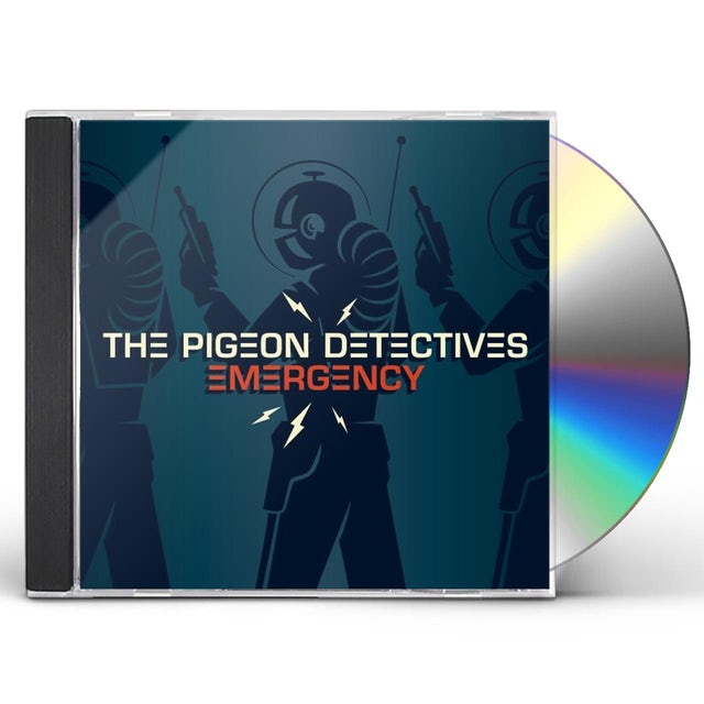 Pigeon Detectives EMERGENCY CD