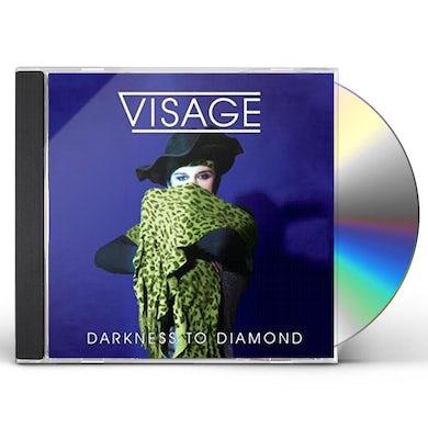 Visage DARKNESS TO DIAMOND CD