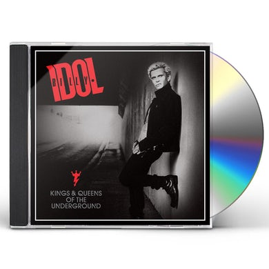 Billy Idol KINGS & QUEENS OF THE UNDERGROUND CD