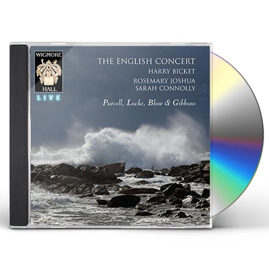 English Concert PURCELL & LOCKE & BLOW & GIBBONS CD