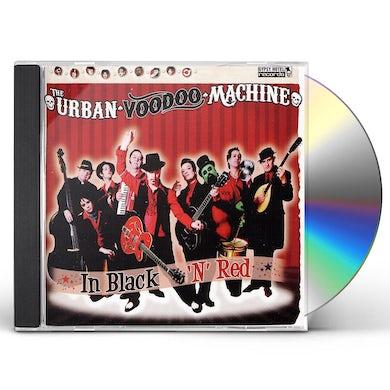 URBAN VOODOO MACHINE IN BLACK 'N' RED CD