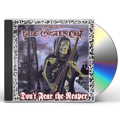Blue Oyster Cult DON'T FEAR THE REAPER: BEST OF CD