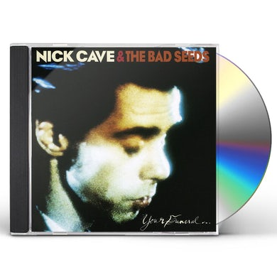 Nick Cave & The Bad Seeds YOUR FUNERAL MY TRIAL CD