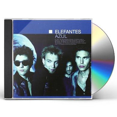 ELEFANTES AZUL CD