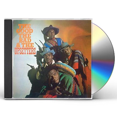 GOOD BAD & THE UPSETTERS CD