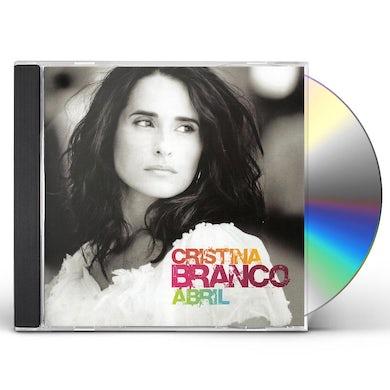 Cristina Branco ABRIL CD