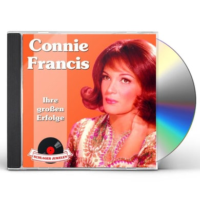 Connie Francis SCHLAGERJUWELEN CD