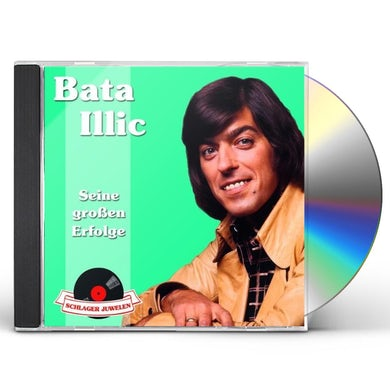 Bata Illic SCHLAGERJUWELEN CD