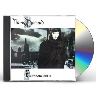 The Damned PHANTASMAGORIA CD