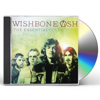 Wishbone Ash ESSENTIAL COLLECTION CD