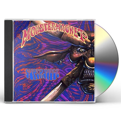 Monster Magnet SUPERJUDGE: DELUXE EDITION CD