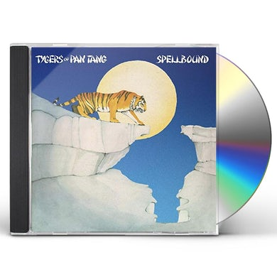 Tygers Of Pan Tang SPELLBOUND CD