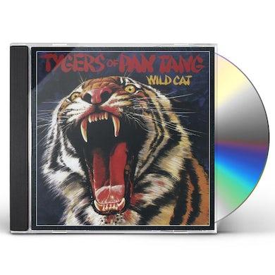 Tygers Of Pan Tang WILD CAT CD