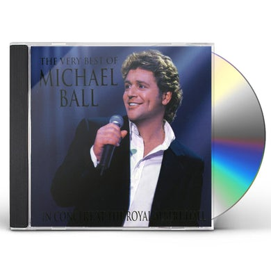 Michael Ball VERY BEST OF: IN CONCERT AT THE ROYAL ALBER HALL CD