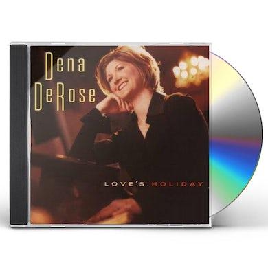 Dena DeRose LOVE'S HOLIDAY CD