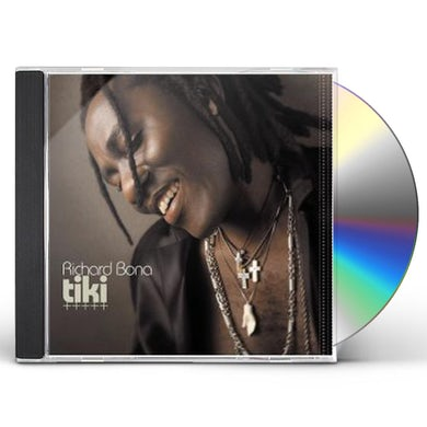 Richard Bona TIKI CD