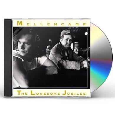 John Mellencamp LONESOME JUBILEE CD