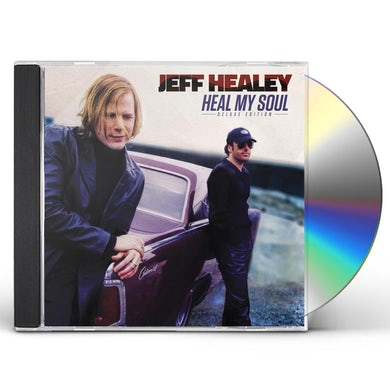 Jeff Healey HEAL MY SOUL (DELUXE EDITION/2CD) CD