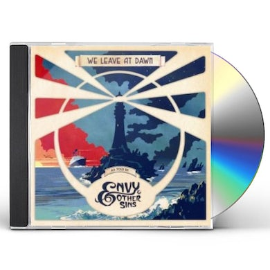 Envy & Other Sins WE LEAVE AT DAWN CD