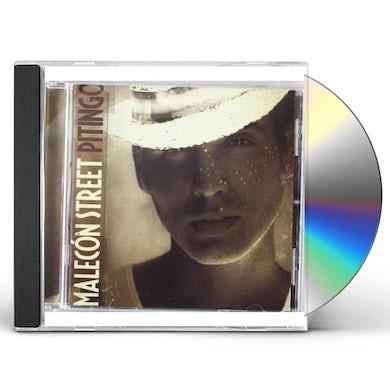 Pitingo MALECON STREET CD