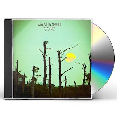 Vacationer GONE CD