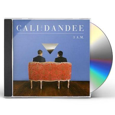 Cali y El Dandee 3 AM CD