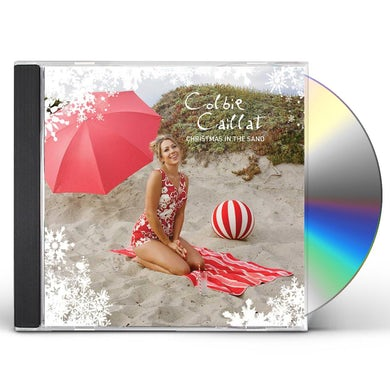 Colbie Caillat CHRISTMAS IN THE SAND CD
