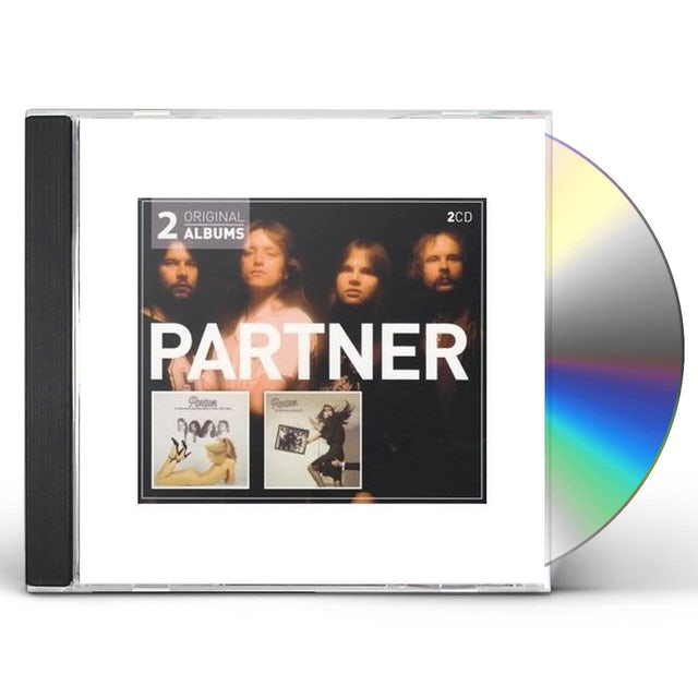 Partner MAN SIZE JOB REQUIRES A MAN SIZE MEAL / ON SECOND CD