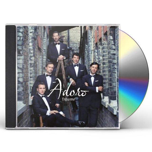 Adoro TRAEUME CD
