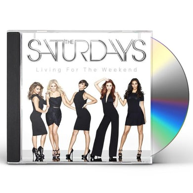 Saturdays LIVING FOR THE WEEKEND CD