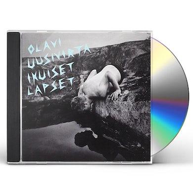 Olavi Uusivirta IKUISET LAPSET CD