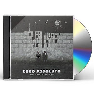 Zero Assoluto ALLA FINE DEL GIORNO CD