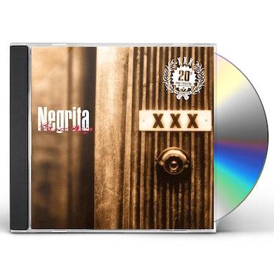 Negrita XXX CD