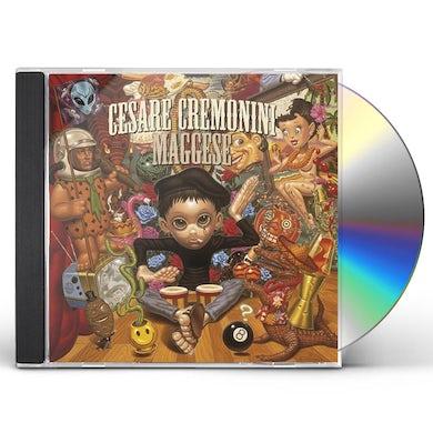 Cesare Cremonini MAGGESE CD