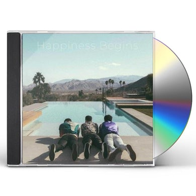 Jonas Brothers HAPPINESS BEGINS CD