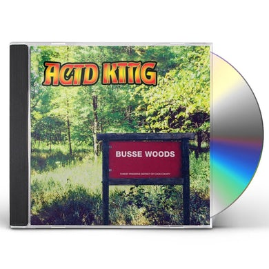 Acid King BUSSE WOODS CD