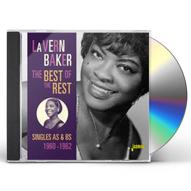 Lavern Baker BEST OF THE REST SINGLES AS & BS 1960-62 CD