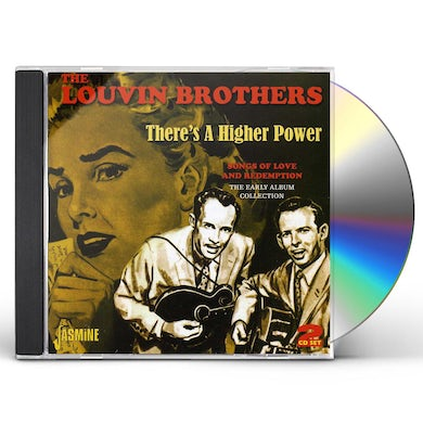 Louvin Brothers THERE'S A HIGH POWER: SONGS OF LOVE & REDEMPTION CD