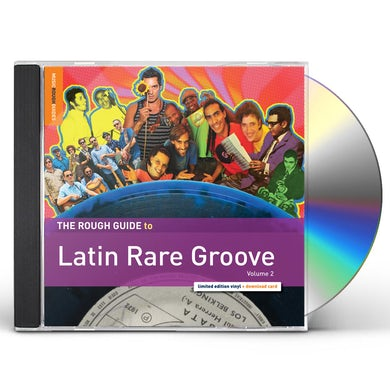 ROUGH GUIDE TO LATIN RARE GROOVE 2 / VARIOUS CD