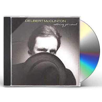 Delbert Mcclinton NOTHING PERSONAL CD