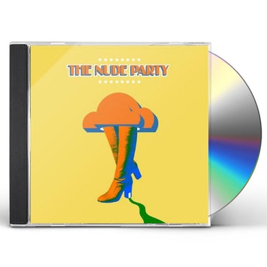 Nude Party CD