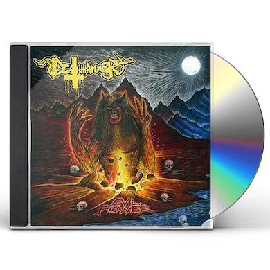Deathhammer EVIL POWER CD
