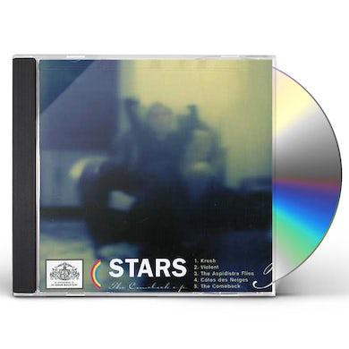 Stars COMEBACK CD