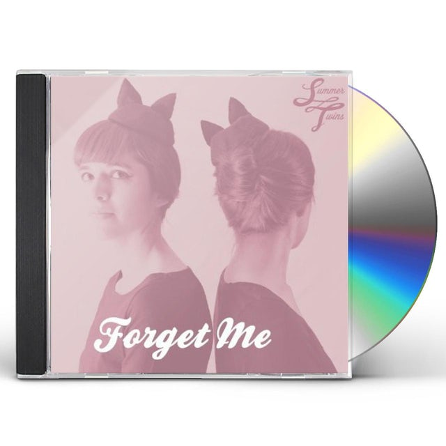 Summer Twins FORGET ME CD