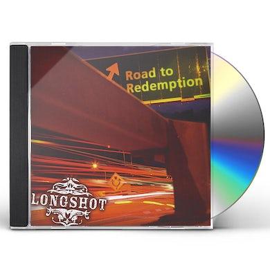 Longshot ROAD TO REDEMPTION CD