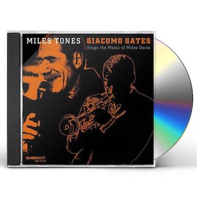 Giacomo Gates MILES TONES CD