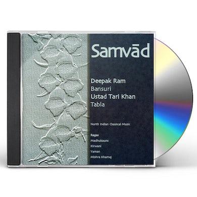 Deepak Ram SAMVAD-CONVERSATION CD