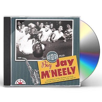 Big Jay Mcneely GO! GO! GO! MAN CD