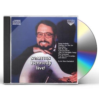 Seamus Kennedy LIVE CD